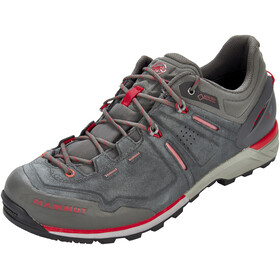 Mammut Alnasca Low GTX Shoes Men graphite-magma